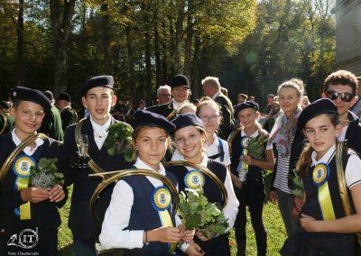 2018-10-95-Die-Bayerischen-Jungwoelfe-Herrenchiemsee-Schleppjagd-Trompe-Foto-C-Lahr
