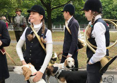 2019-Münchner-Oktoberfest-Einzug-Bayerische-Jungwölfe-Initiative-Trompe-Schleppjagdverein-von-Bayern--05