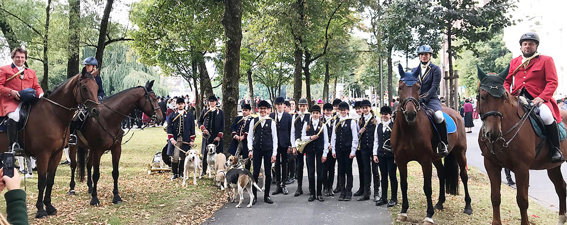 Freunde und Förderer der bayerischen Jungwölfe